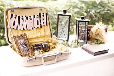 Ideas para una decoración de matrimonio vintage 2017. ¡Encuentra la mejor inspiración!
