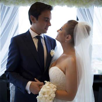 Renata & David: uma história de amor através da objectiva de Mariana Gama