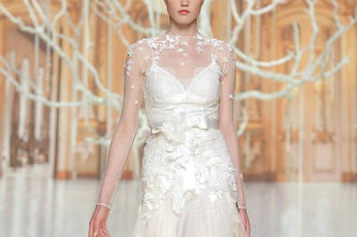 Colección vestidos de novia YolanCris 2014