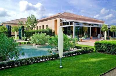 Un espacio bello, adaptable y romántico para triunfar en tu boda