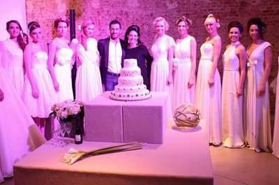 Oggi Sposi: dalla collaborazione fra Chiara Besana e Sartoria Massimo di Milano, una nuova capsule collection di abiti da sposa
