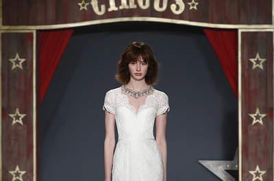 Penteados de noiva com franja: arrase no dia do seu casamento!