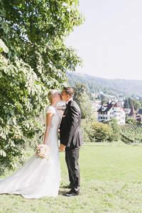 Hochzeit von Sara & Thomas am Zugersee!