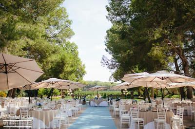 Gourmet Catering & Espacios: lugares exclusivos y gastronomía de calidad para una boda sorprendente