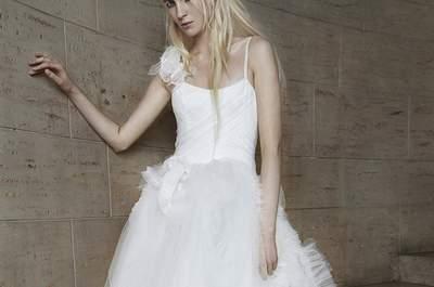 Vestidos de novia Vera Wang 2015