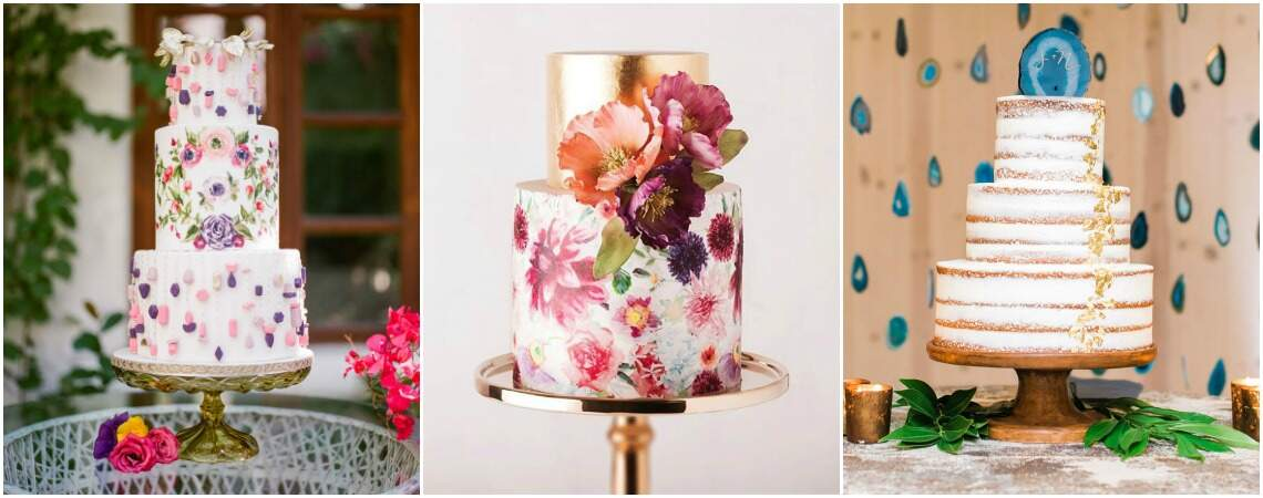 Tendencias en tortas de matrimonio. ¡Descubre cómo poner el toque dulce a tu gran día!