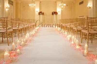 Романтические фразы в свадебном декоре: комментарии экспертов