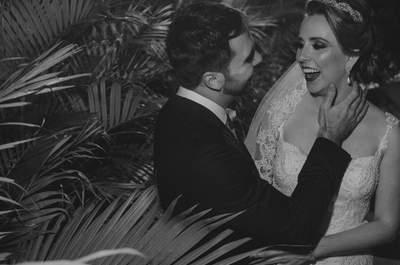 Casamento clássico de Samara e Lucas: pura elegância e romantismo no interior de Minas Gerais