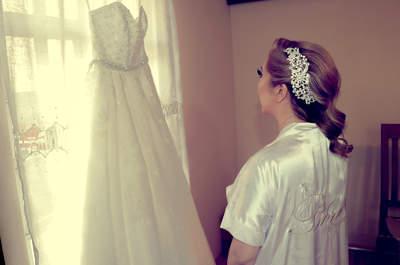 La esencia de los detalles de tu boda en fotografías inolvidables