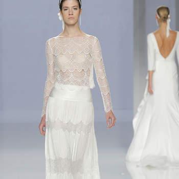 Wie Brautkleider im Vintage-Stil Ihr Herz im Sturm erobern werden