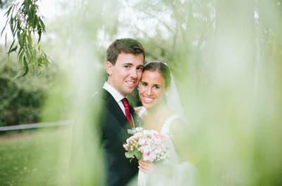 Siempre juntos: la boda de Aida y Xavier