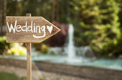 ¿Cómo organizar un matrimonio exprés? ¡Cuatro claves para salir victoriosa!