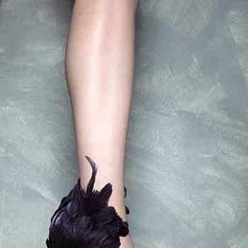 Os modelo de sapatos de festa Vicente Rey são autenticas maravilhas. Estes modelos com plumas são um charme. Veja a coleção 2013.