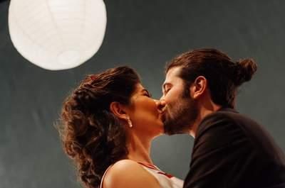 Casamento moderno de Clarissa e Vinicius: autêntico, animado e cheio de personalidade!