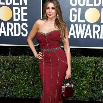Sofia Vergara in Dolce & Gabbana | Credits: Cordon Press