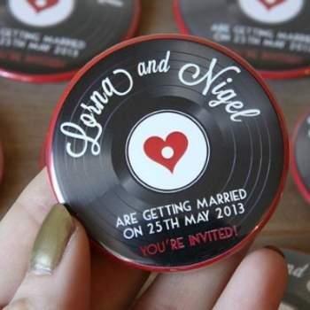 Save the Date en aimant Boutique WeddingSavetheDates sur Etsy.com
