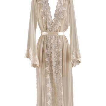 Heritage Nude Robe Comprido da Dama de Copas