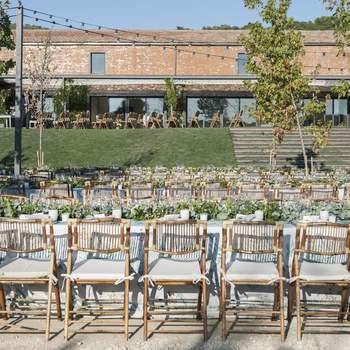 Imaginad vuestra boda con unas vistas espectaculares, rodeados de campo sin tener que salir de Madrid. Un espacio único y exclusivo para celebrar bodas al más alto nivel a tan solo diez minutos de la capital.