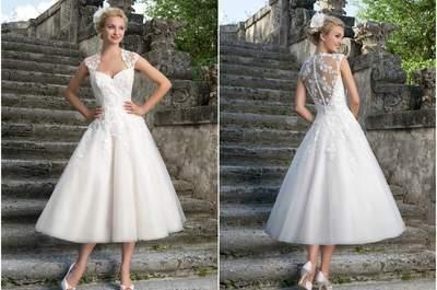 Serás la novia más deseada con uno de estos diseños Sincerity 2016. ¡Toma nota!
