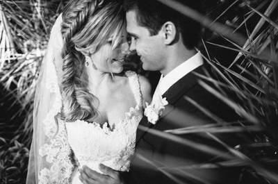 Casamento clássico ao ar livre incrível de Renata & Leonardo na cidade maravilhosa!