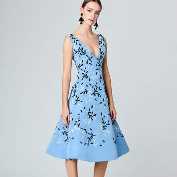 Vestidos de fiesta cortos: Diseños extraordinarios para tu próxima boda