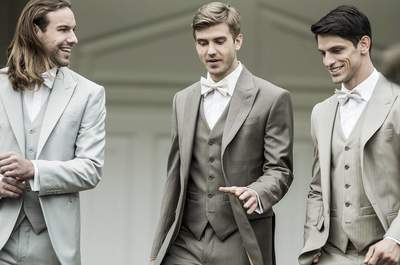 O caminho do noivo até o altar: 5 dicas super importantes na hora de escolher o traje