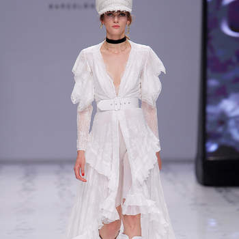 Créditos: YolanCris | Barcelona Bridal Fashion Week