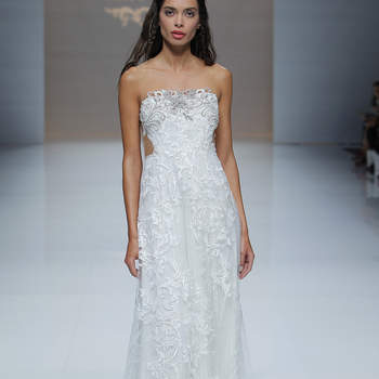 Marco _ Maria. Credits_ Barcelona Bridal Fashion Week(