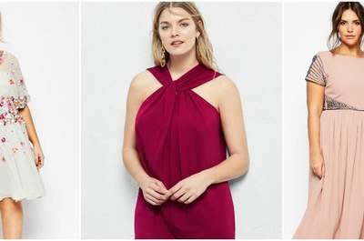 25 вечерних платьев для девушек с женственными фигурами: прекрасные модели для свадебного торжества в этом году!