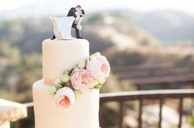 Красота в деталях: оригинальные фигурки на ваш свадебный торт!