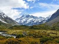 Une lune de miel en Nouvelle-Zélande