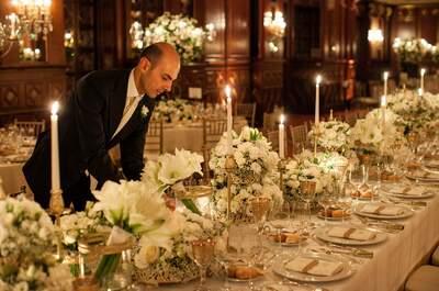 I consigli di Enzo Miccio per un perfetto Winter Wedding