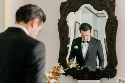 Como ser um noivo com muito estilo: a chave para acertar