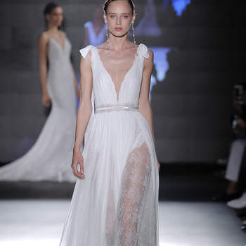 Créditos: Rosa Clará | Barcelona Bridal Fashion Week