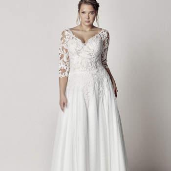 46 Robes De Mariée Pour Femmes Rondes Mettez En Valeur Vos