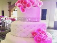 Tendencias deliciosas en pastelería de bodas para 2016