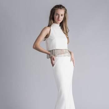 Créditos: Sophie et Voilà | Modelo do vestido: Dafne