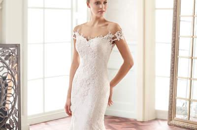 Zauberhafte Brautkleider von Modeca 2017: Glänzen Sie im schönsten Design
