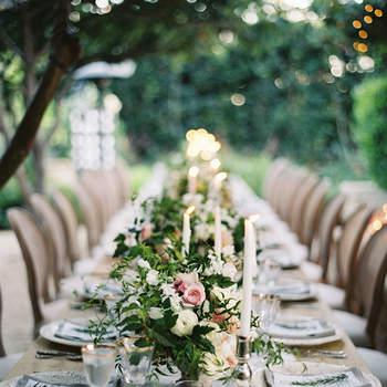Decoração das mesas de casamento em 2016: ecletismo e beleza!