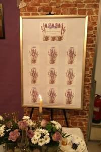Jak rozstawić winietki dla gości na weselu?