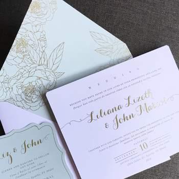 Credits: Papery Shop Invitaciones