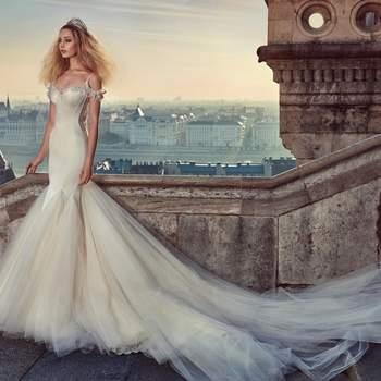 Foto: Modelo Diana de Galia Lahav Haute Couture