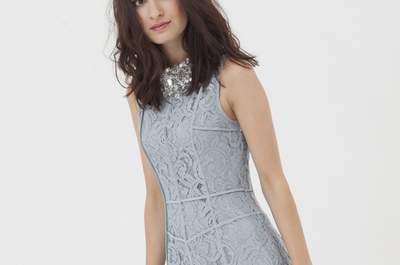 Robes courtes en dentelle 2015 : mesdemoiselles sortez vos gambettes