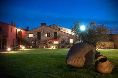 Sallés Hotel Mas Tapiolas: tu boda en un hotel de lujo en plena naturaleza