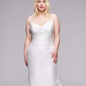 Vestido modelo Amal da Anne Barge
