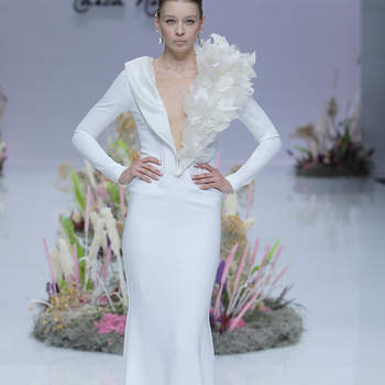Créditos: Carla Ruiz | Barcelona Bridal Fashion Week