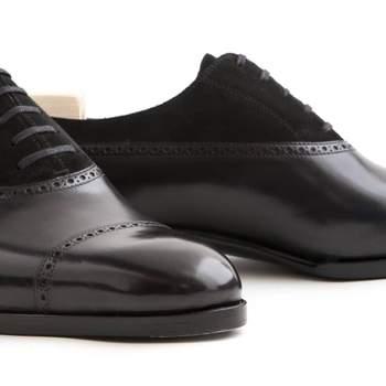 Saint Crispin's 535 Oxford black. Credits: Leffot