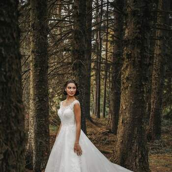 Snow White by Allure Bridals | Credits: Disney