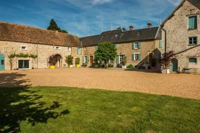 Les plus beaux lieux de réception d'Île-de-France pour un mariage champêtre