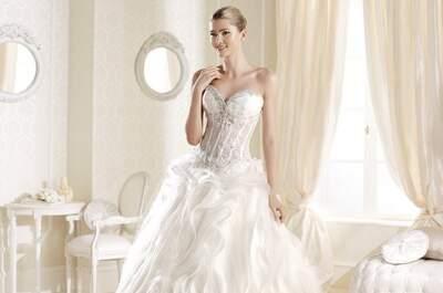 Vestidos de novia 2014 de La Sposa colección Dreams